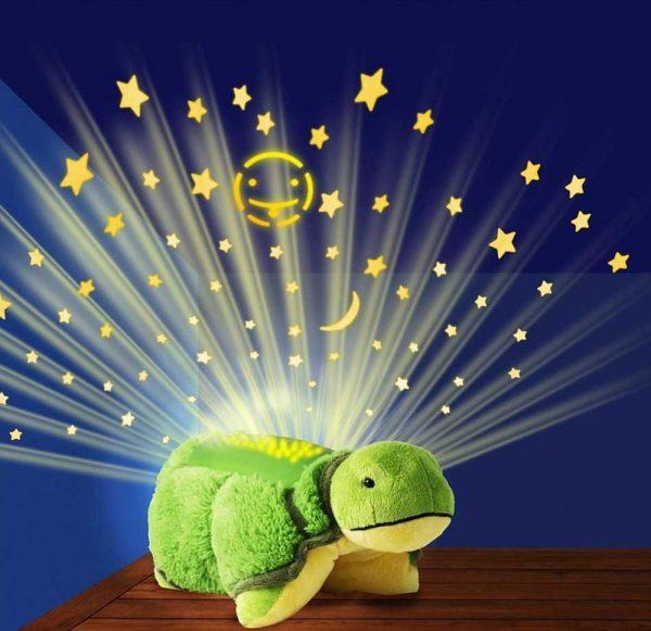 Sobni projektor plišana kornjača