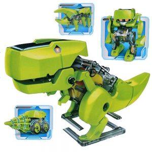 Solarni robot 4 u 1
