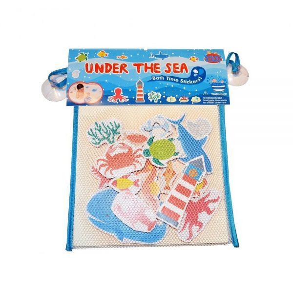 Spužvaste sličice za kupanje Podvodni svijet