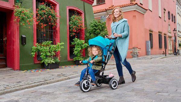 Tricikl guralica za djecu Kinderkraft Aston