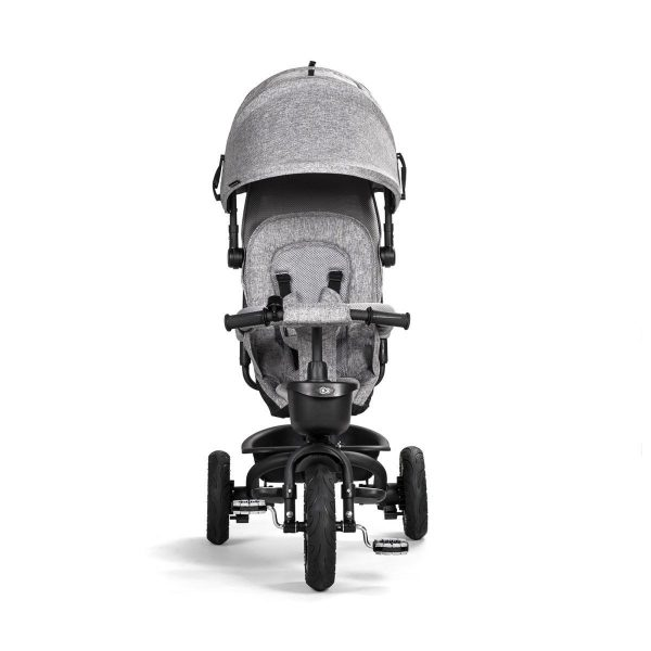 Tricikl za djecu Kinderkraft Aveo sivi