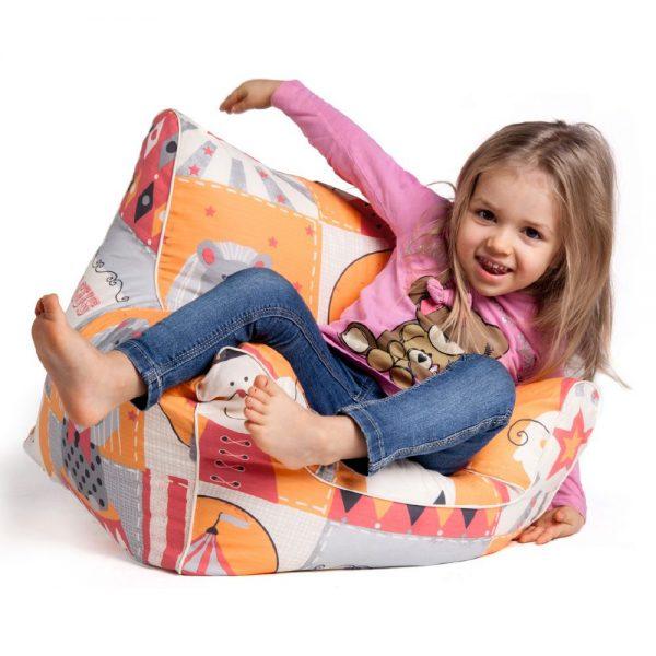 Vreća za sjedenje za djecu