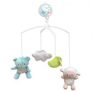 Vrtuljak za krevetić Fluffy Friends