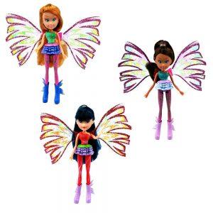 Winx lutka Mini Magic Sirenix