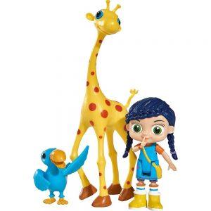 Wissper set figurica Gertie i Otis