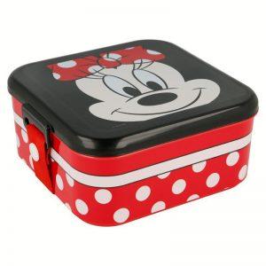 Dječja kutija za užinu s trakom Minnie