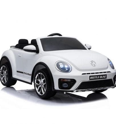 Dječji auto na akumulator VW Buba bijela