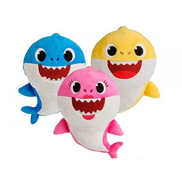 Baby Shark plišana igračka sa zvukom