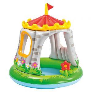 Bazen za bebe Dvorac