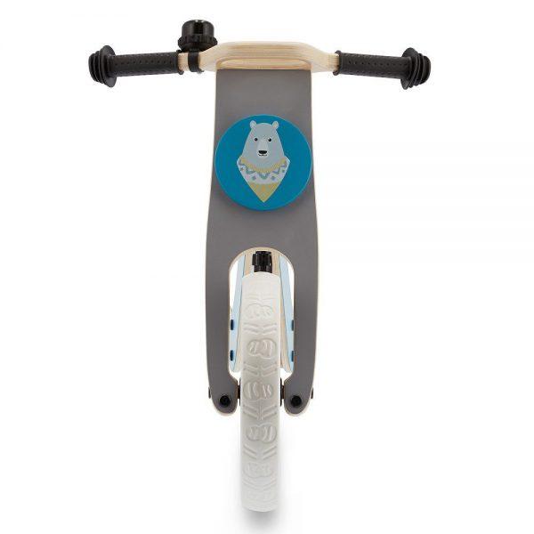 Bicikl bez pedala Kinderkraft Uniq upravljač