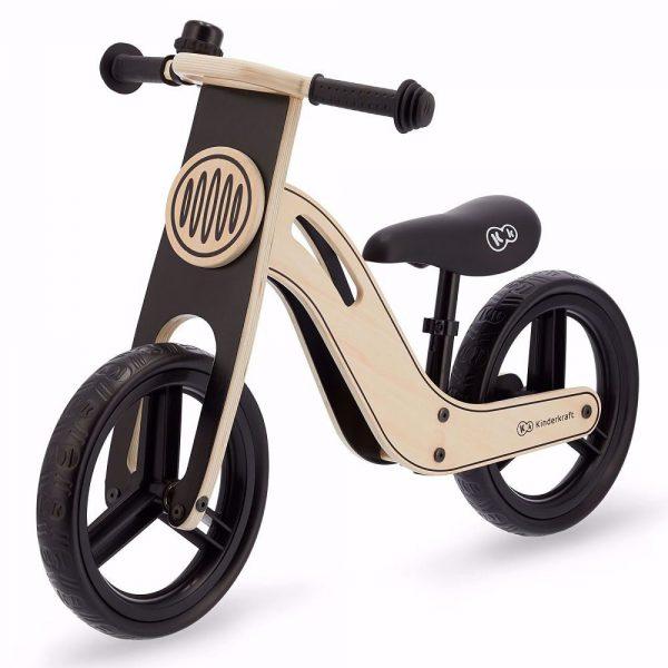 Bicikl guralica Kinderkraft Uniq crni