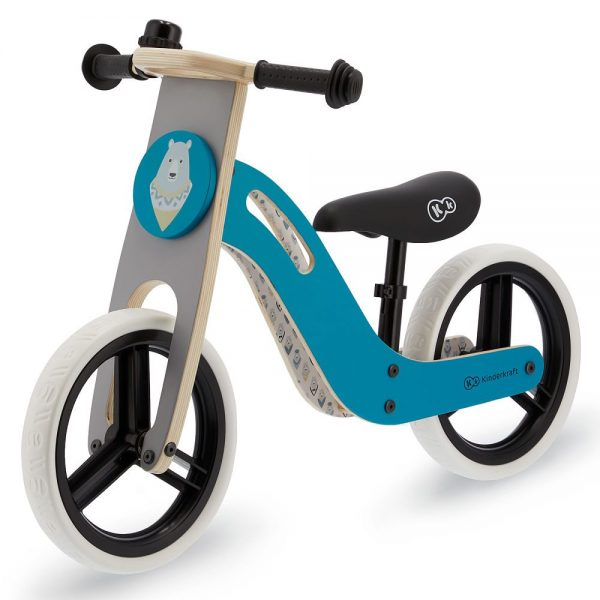 Bicikl guralica Kinderkraft Uniq plavi