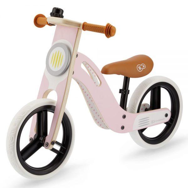 Bicikl guralica Kinderkraft Uniq rozi