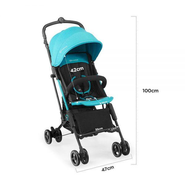 Dimenzije Kinderkraft Mini Dot kolica za djecu