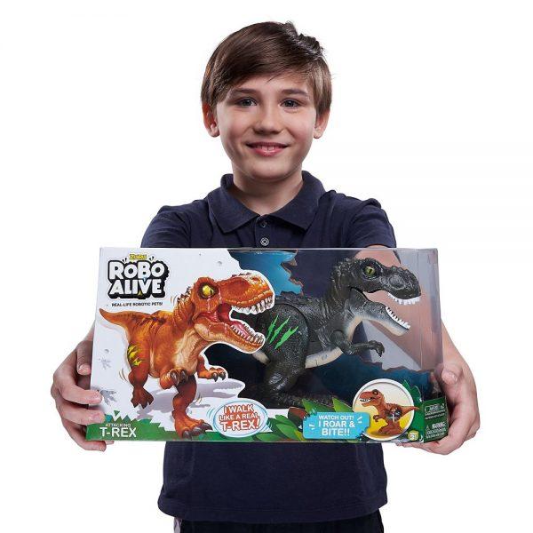 Dječja igračka dinosaur T-Rex Robo Alive