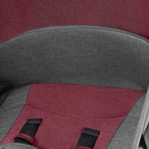 Dječja kišobran kolica Kinderkraft Indy zaštita za glavu