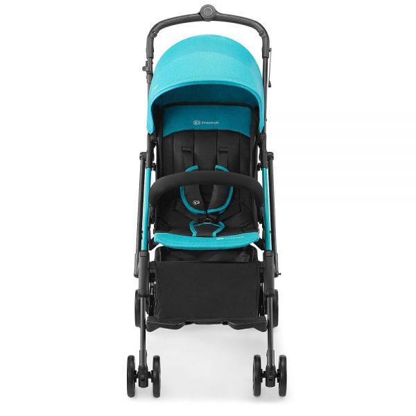 Dječja kišobran kolica KInderkraft Mini Dot plava