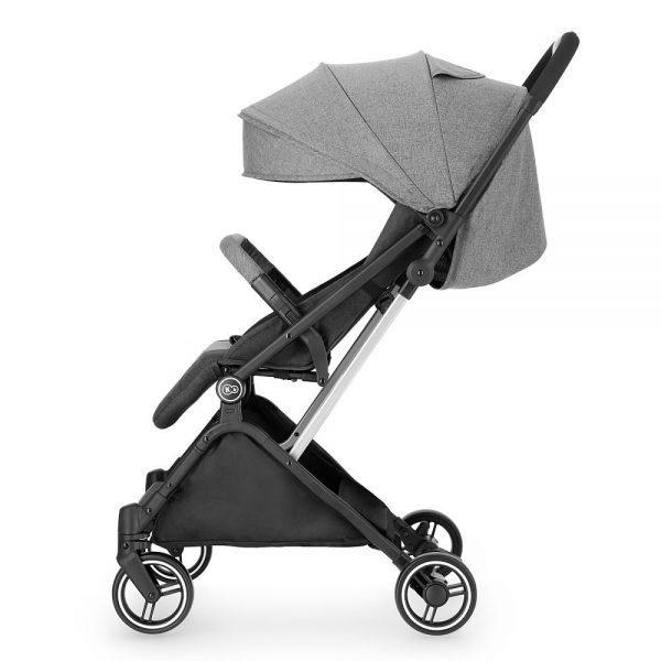 Dječja kišobran kolica s podesivim naslonom Kinderkraft Indy