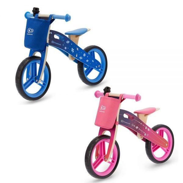 Drveni bicikl bez pedala