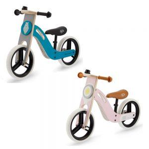 Drveni bicikl bez pedala Kinderkraft Uniq
