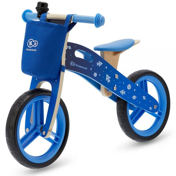 Drveni bicikl bez pedala za djecu