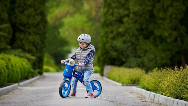 Drveni bicikli bez pedala