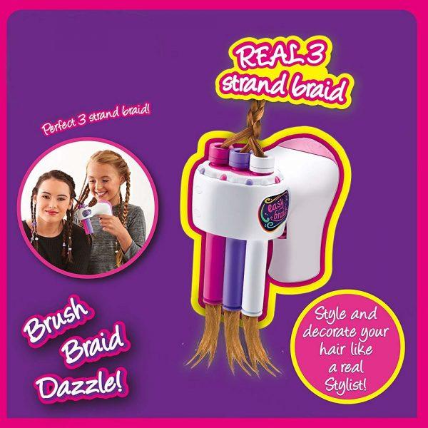 Easy Braids dječji aparat za pletenice