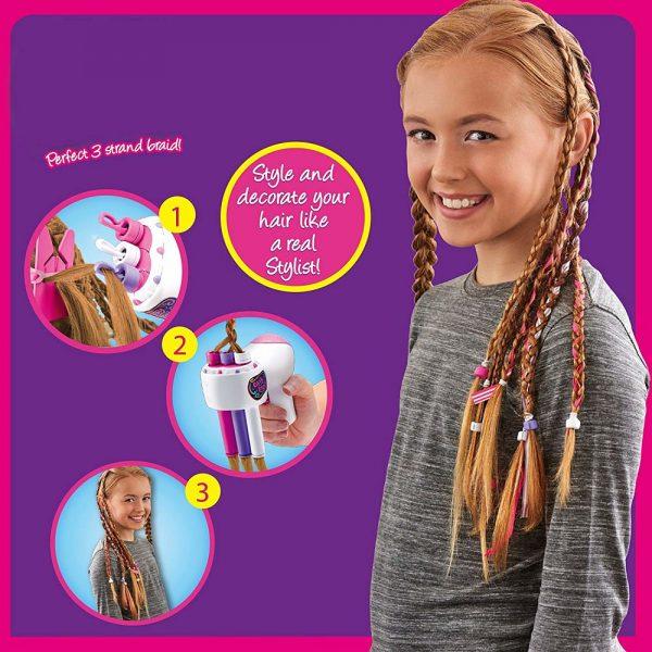 Easy Braids set za pletenje pletenica