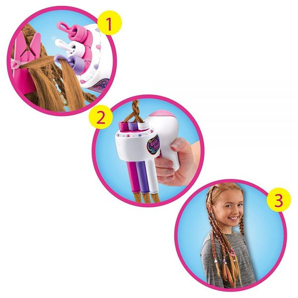 Easy Braids stroj za pletenje pletenica