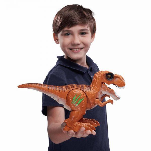 Igračka dinosaur koji hoda Robo Alive