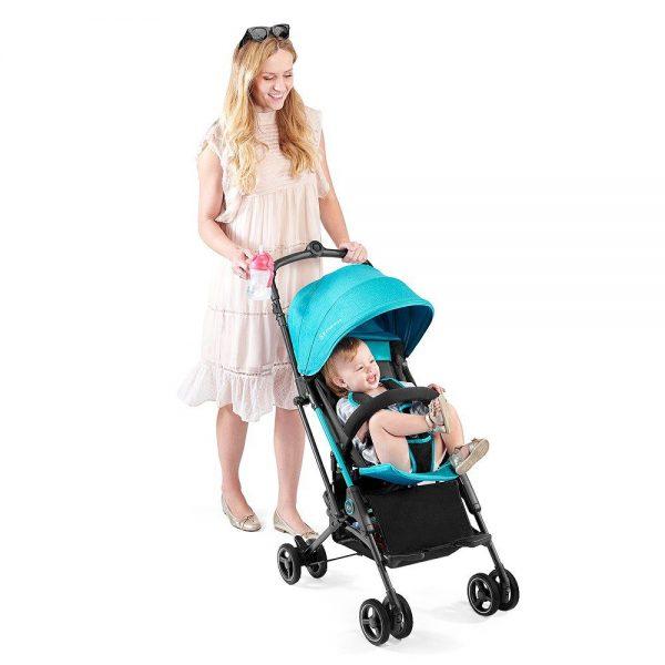 Kinderkraft Mini Dot kišobran kolica za djecu