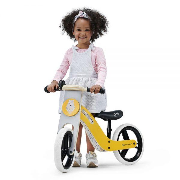 Kinderkraft Uniq bicikl bez pedala za djecu
