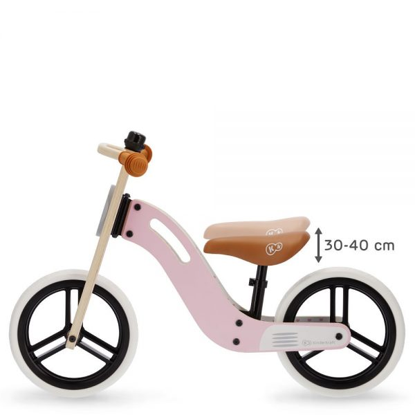 Kinderkraft Uniq dječji bicikl guralica podesiva visina sjedala