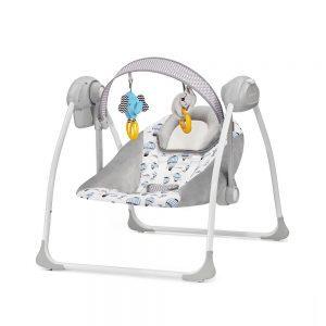 Ležaljka za bebe KInderkraft Flo