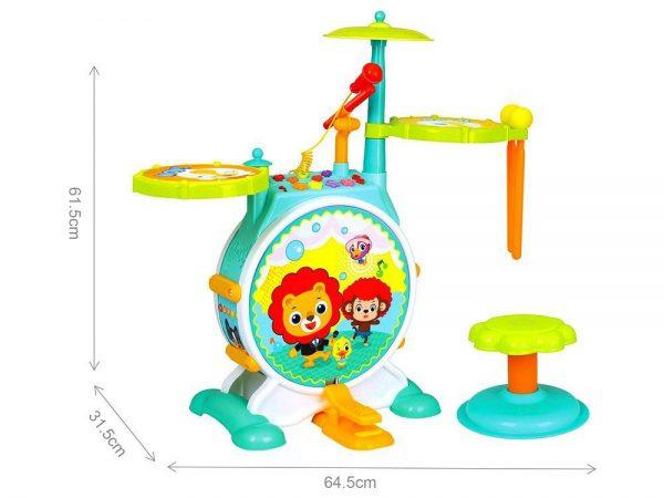 Moji prvi bubnjevi dimenzije