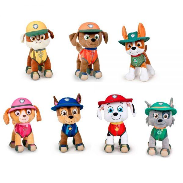 Plišane igračke Psići u ophodnji Jungle Rescue