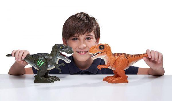 Robo Alive igračke za djecu dinosaur T-Rex