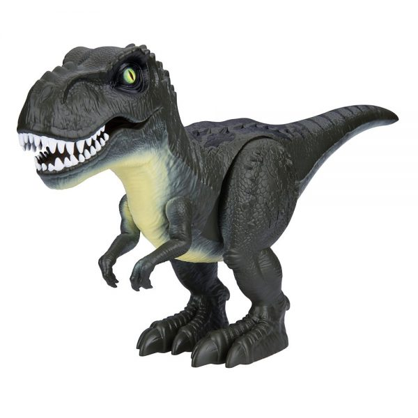 Robo Alive T-Rex dinosaur crni