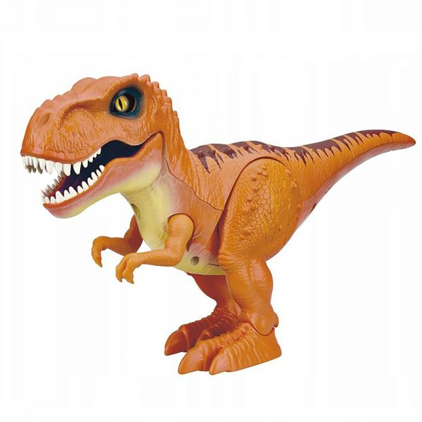 Robo Alive T-Rex dinosaur smeđi