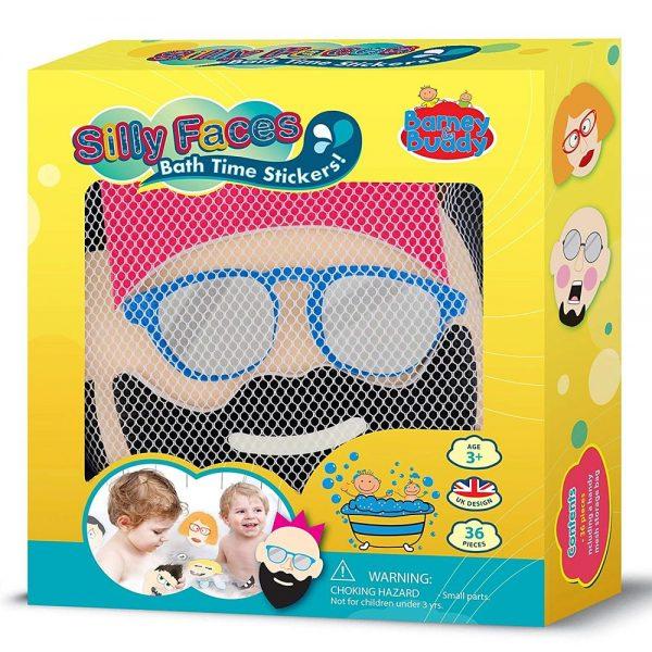 Spužvaste igračke za kupanje Smiješna lica