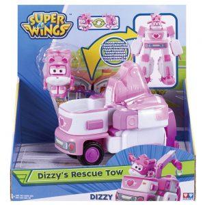 Super Wings transformirajuće vozilo Dizzy