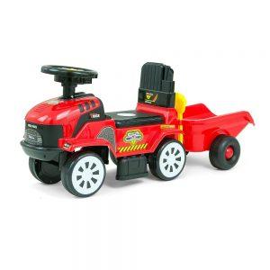 Traktor guralica s prikolicom Milly Mally