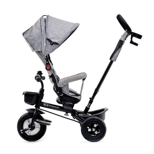 Tricikl za bebe Kinderkraft rotirajuće sjedalo