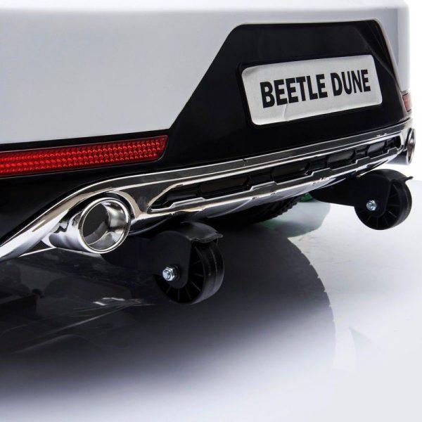 VW Buba auto na akumulator sjajni spojevi