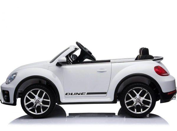 VW Buba dječji auto na akumulator bočna strana