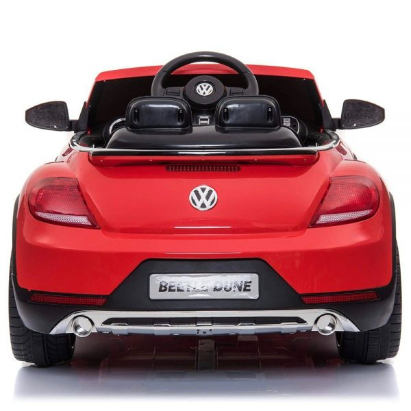 VW Buba dječji auto na akumulator stražnja strana