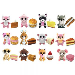 Wild Cakes Plišane igračke