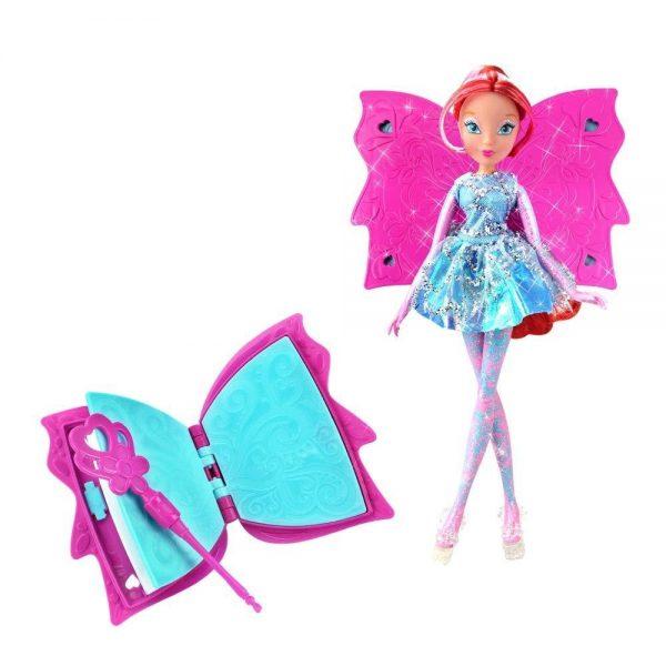 Winx lutka Tynix Bloom s dnevnikom