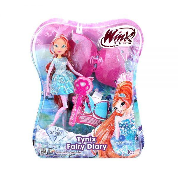 Winx Tynix lutka Bloom čarobna vila
