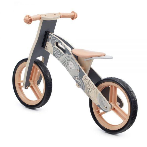 Bicikl bez pedala Kinderkraft Runner Sivi